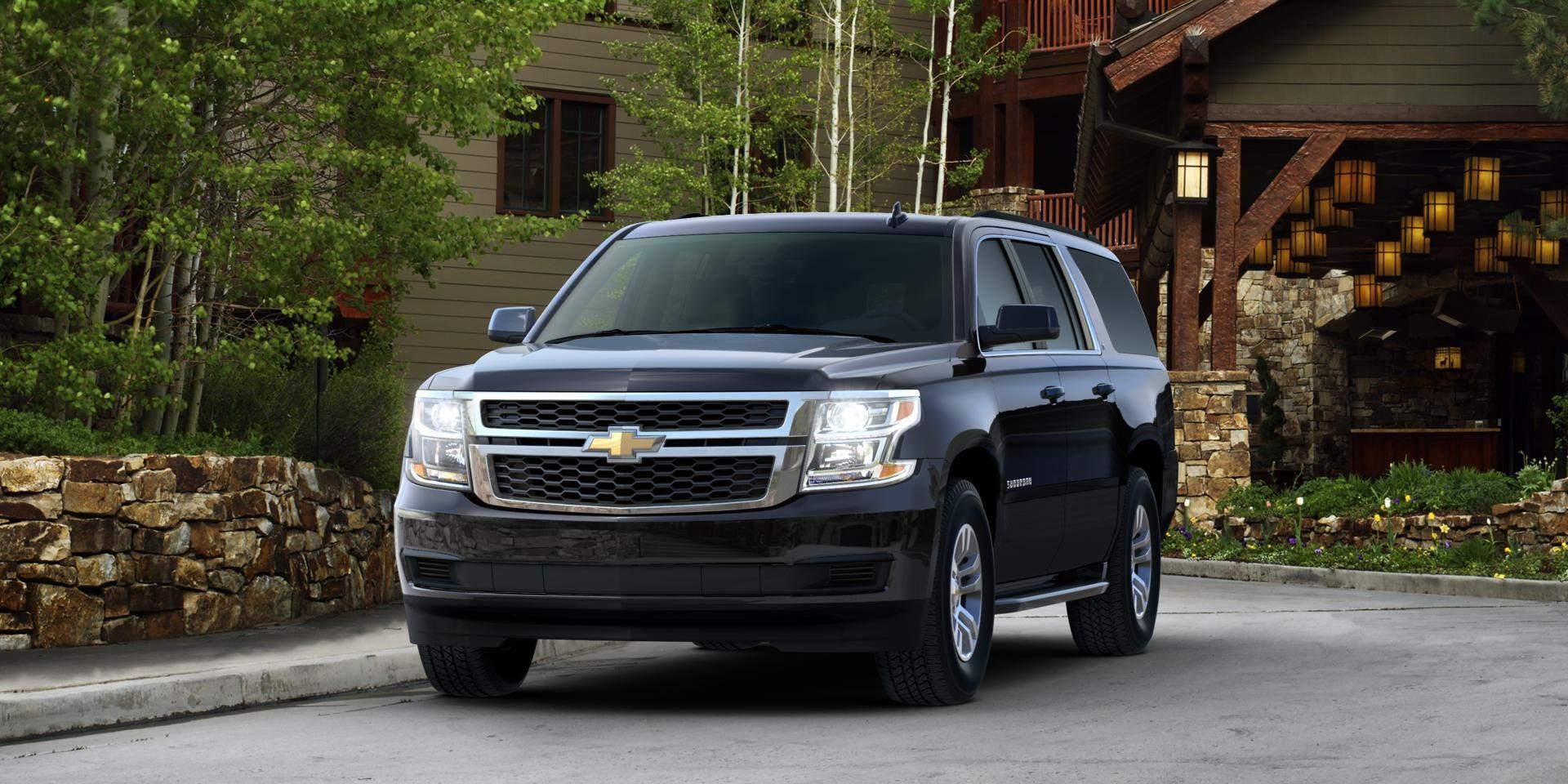 Luxury SUV Rides